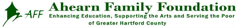 Ahearn Family Foundation